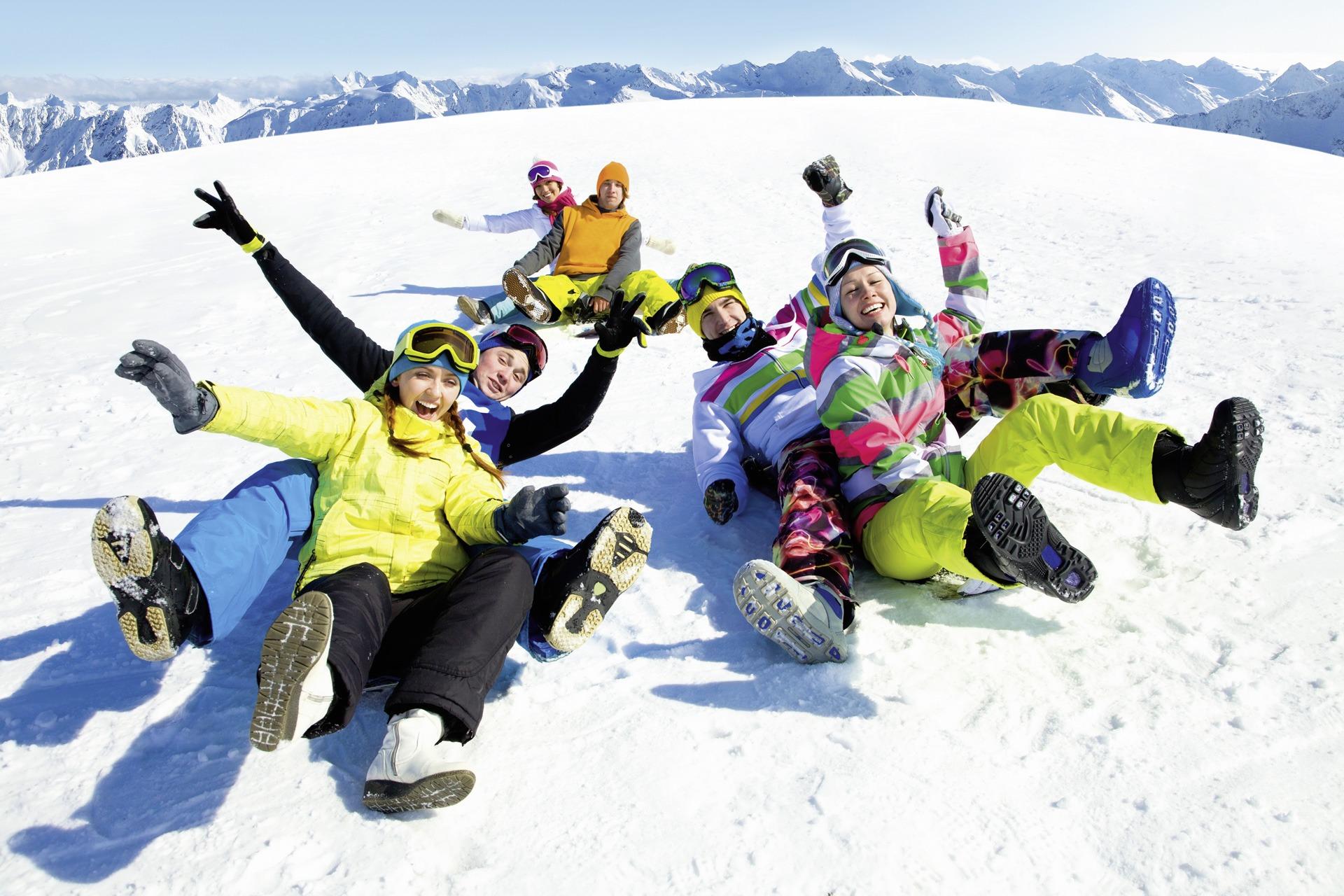 Ski und Snowboard total: das Pauschalangebot Sportwochen im Hote Prätschli in Arosa.